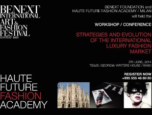BeNext International: Art & Fashion Festival