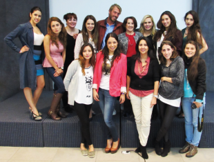 Workshop in Mexico City for the second time a success!